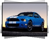 Ford Mustang GT 500, Pakiet, Shelby