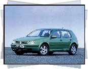 Golf 4, Zielony