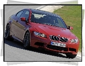 Czerwone, BMW, M-Power, E90