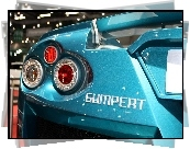 Gumpert Apollo, Lampa, Tylna
