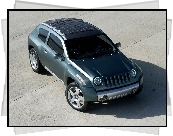Zielony, Jeep Liberty