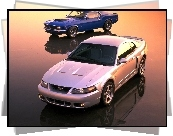 Ford, Mustang, Dwa, Modele