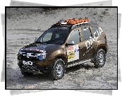 Dacia Duster, Off-road