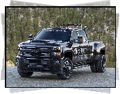 Chevrolet Silverado 3500HD NHRA Safety Safari Concept, 2018