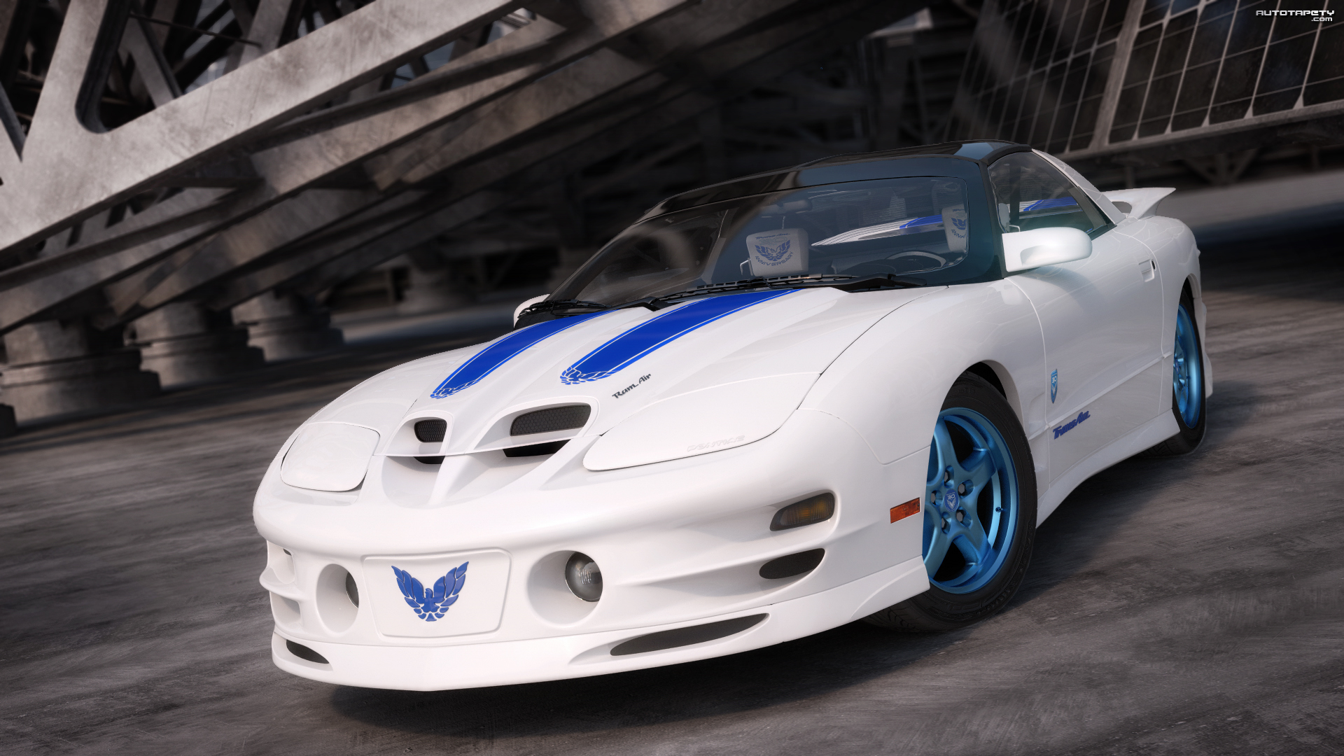 Pontiac Trans Am WS6, 30th Anniversary Limited Edition, 1999