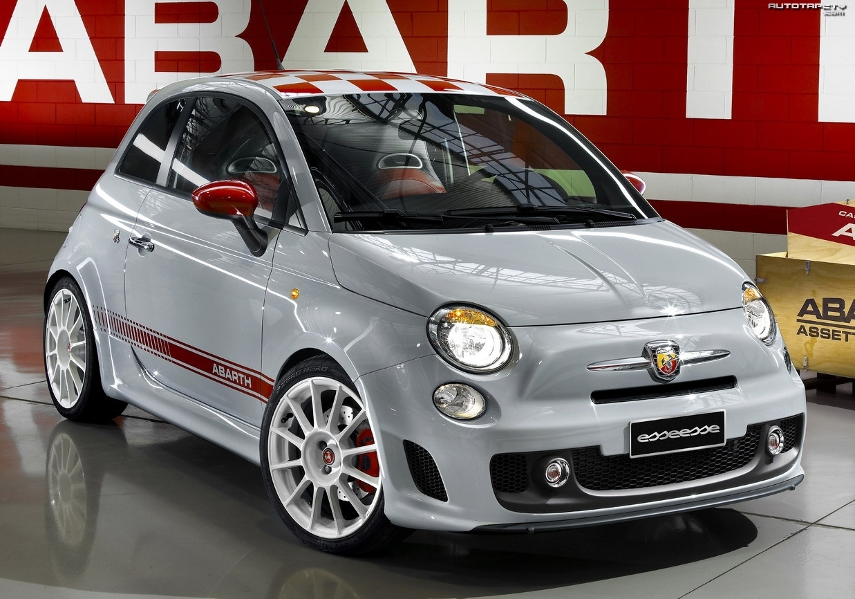 Abarth 500, Pakiet, Dealer
