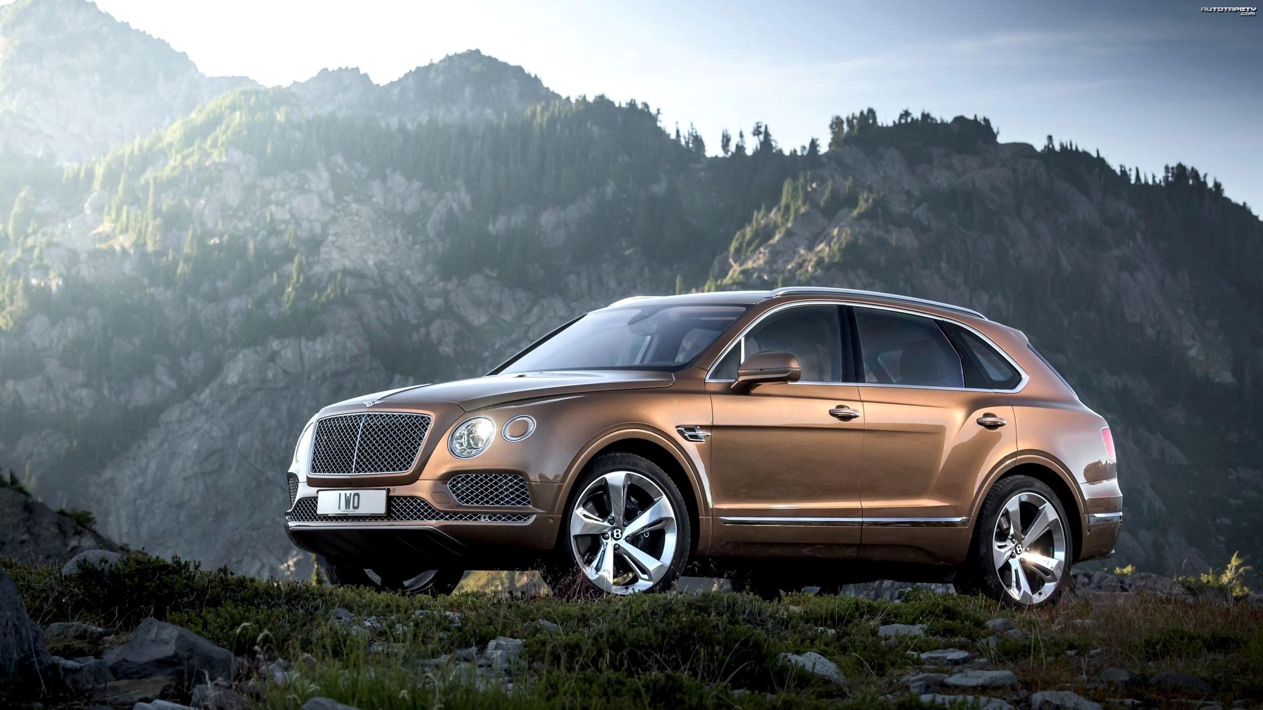 Bentley Bentayga, SUV