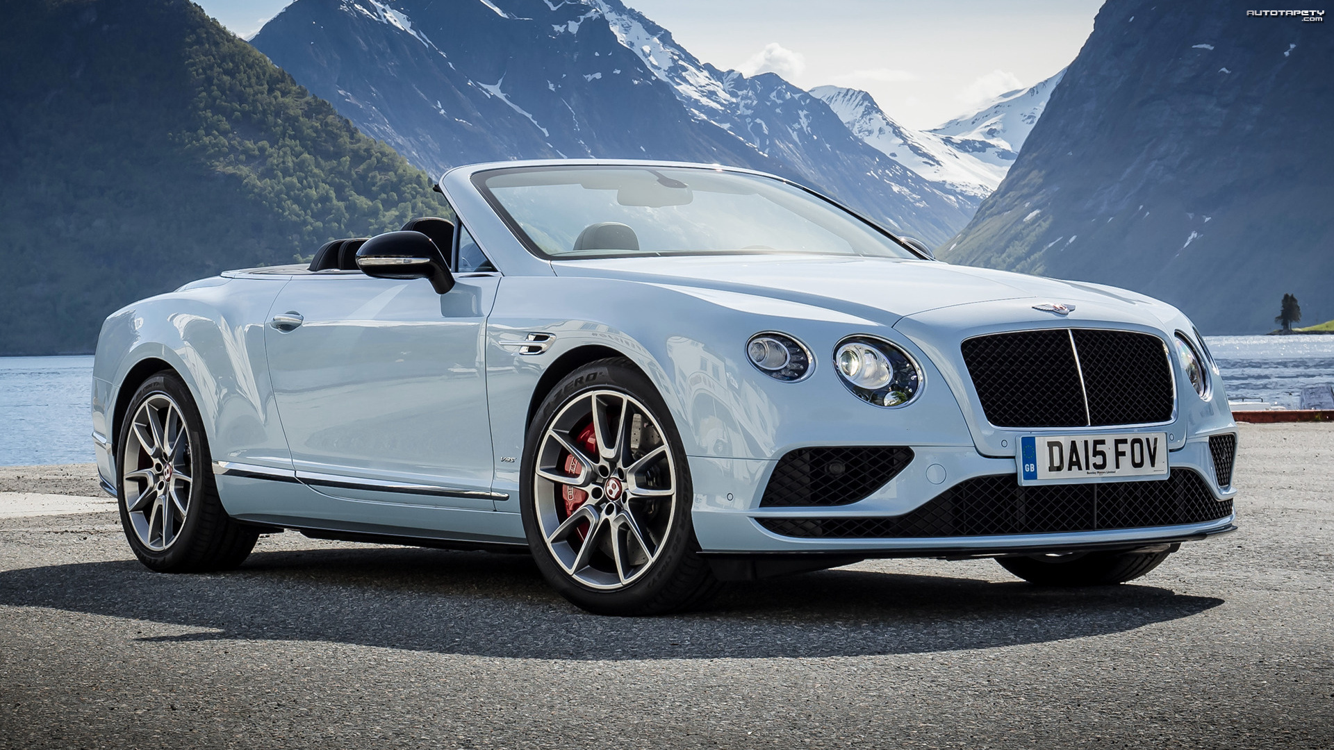 Bentley Continental GT, Kabriolet