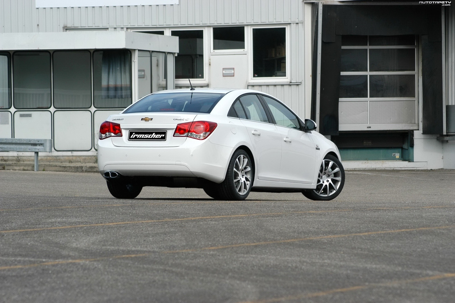 Chevrolet Cruze, Pakiet, Irmscher