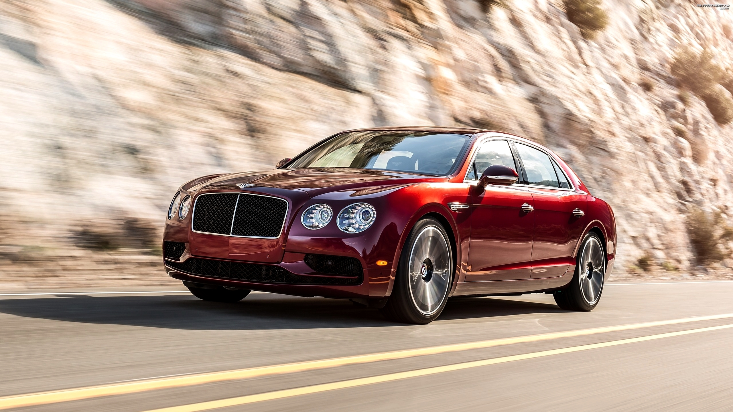 Limuzyna, Bentley Continental Flying Spur