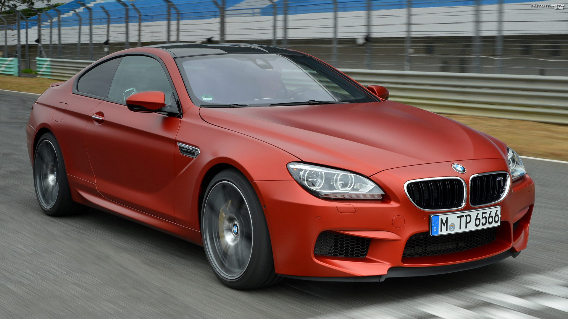 BMW M6, Coupe