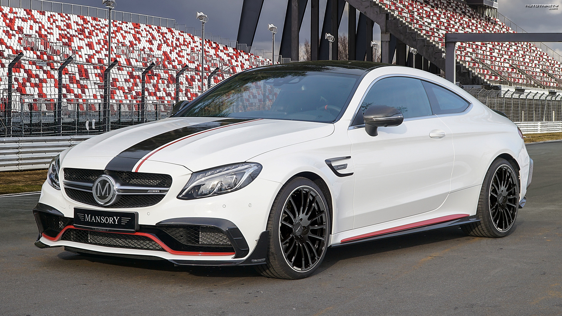 Mercedes-AMG C63 S Coupe, Mansory
