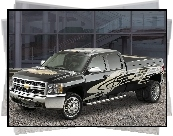 Chevrolet Silverado, Demo, Car