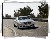 Bentley Continental GT, Profilowana, Maska