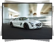 Mercedes-Benz SLS Roadster, AMG