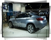 BMW, X6, Salon