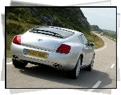 Bentley Continental GT, Spojler