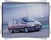 fast speed Renault Espace