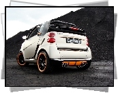 Smart Fortwo, Pakiet, Carlsson, Targa