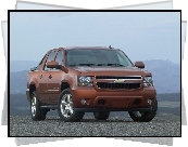 Pick, Up, Chevrolet Avalanche