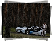 BMW Vision Efficient Dynamics, Prototyp BMW i8