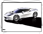Lotus Evora, Grafika