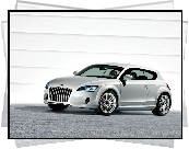 Srebrny, Shooting Brake, Audi A1