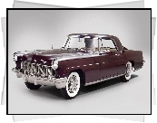 Bordowy, Lincoln Continental