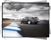 Cadillac CTS-V, Tor, Test