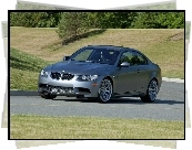 BMW M3, Frozen Gray Series, Test
