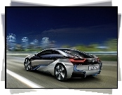 BMW i8 Coupe, Concept, 2013