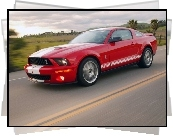 Shelby, Ford Mustang, Alufelgi