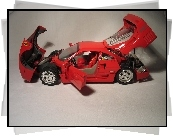 Model, Do, Sklejania, Ferrari F 40