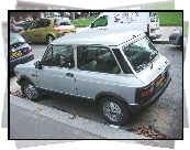 Lewy, Bok, Autobianchi A112, Parking
