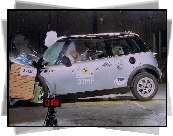 Mini One, Crash, Test