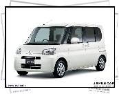 Daihatsu Tanto, Japan, Car