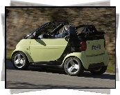 Pastelowy, Smart Fortwo, Cabrio