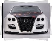 Bentley Continental, Wielki, Grill