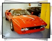 Ferrari 288 GTO, Salon
