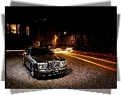 Bentley Arnage, Deptak, Nocą
