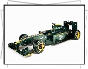 F1, Zielony, Lotus, Tune Group