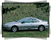 Peugeot 406, Coupe