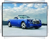 Rolls-Royce Phantom Drophead Coupe, Maska