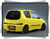Fiat Seicento, Tuning, Bad, Look