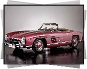 Mercedes, Benz 300, SL, Roadster, 1954