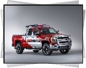 Chevrolet Silverado, Volunteer Firefighters Concept