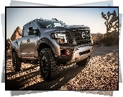 Nissan, Titan Warrior