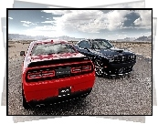 Dodge, Challenger, SRT