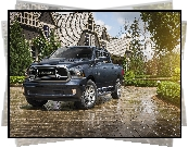 Dodge Ram 1500 Limited Tungsten Edition, 2018, Dom