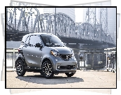 Smart Fortwo, 2016, Most